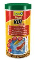 Tetra Pond Koi Sticks 1.1kg 1100g Pond Food Goldfish Orfe TetraPond